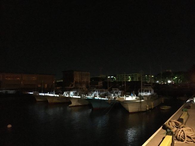 萬司郎丸の船
