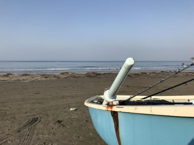 上ノ山ボート