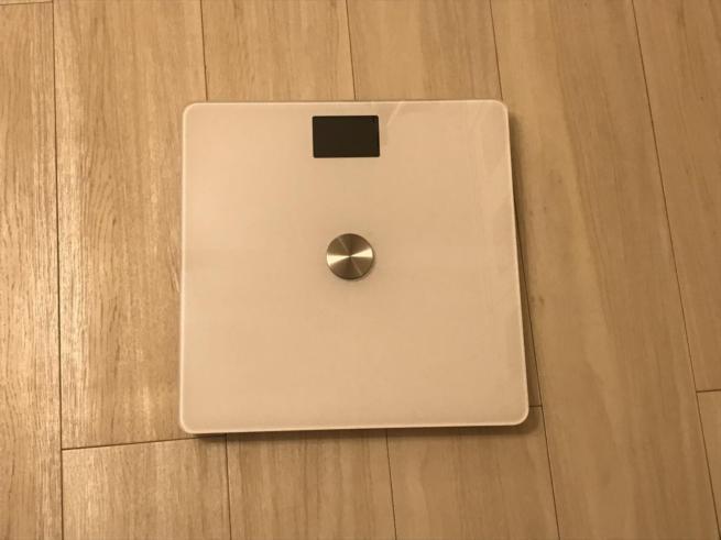 スマート体重計
